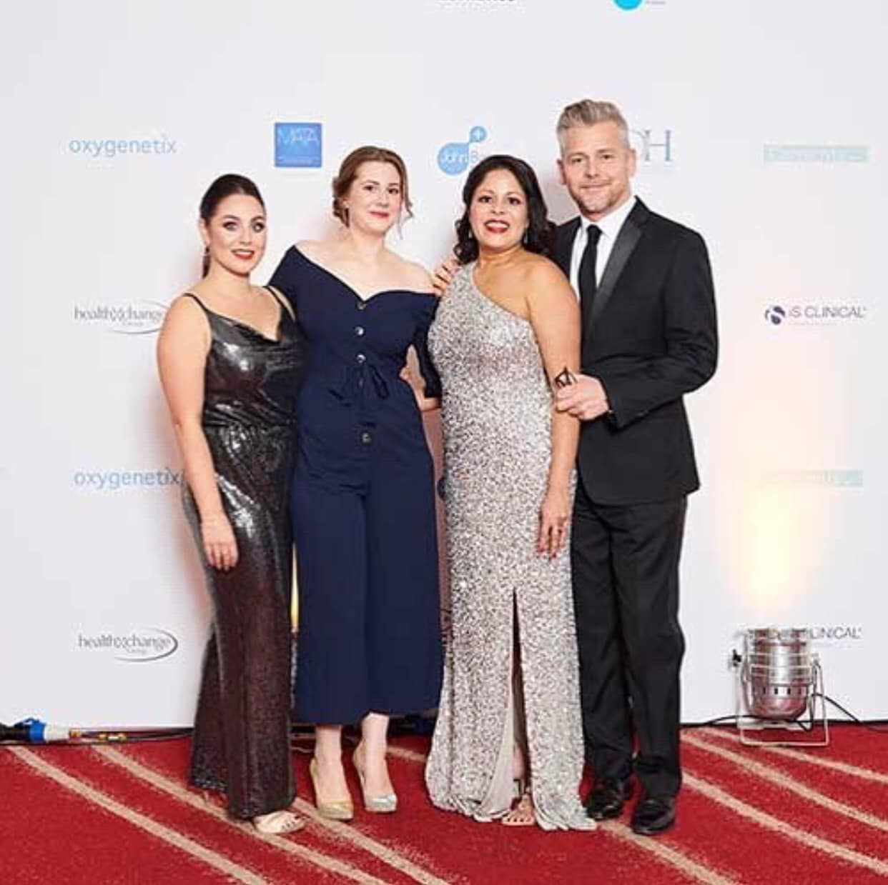 We're finalists in the Aesthetics Awards! The Clinic by Dr Mayoni