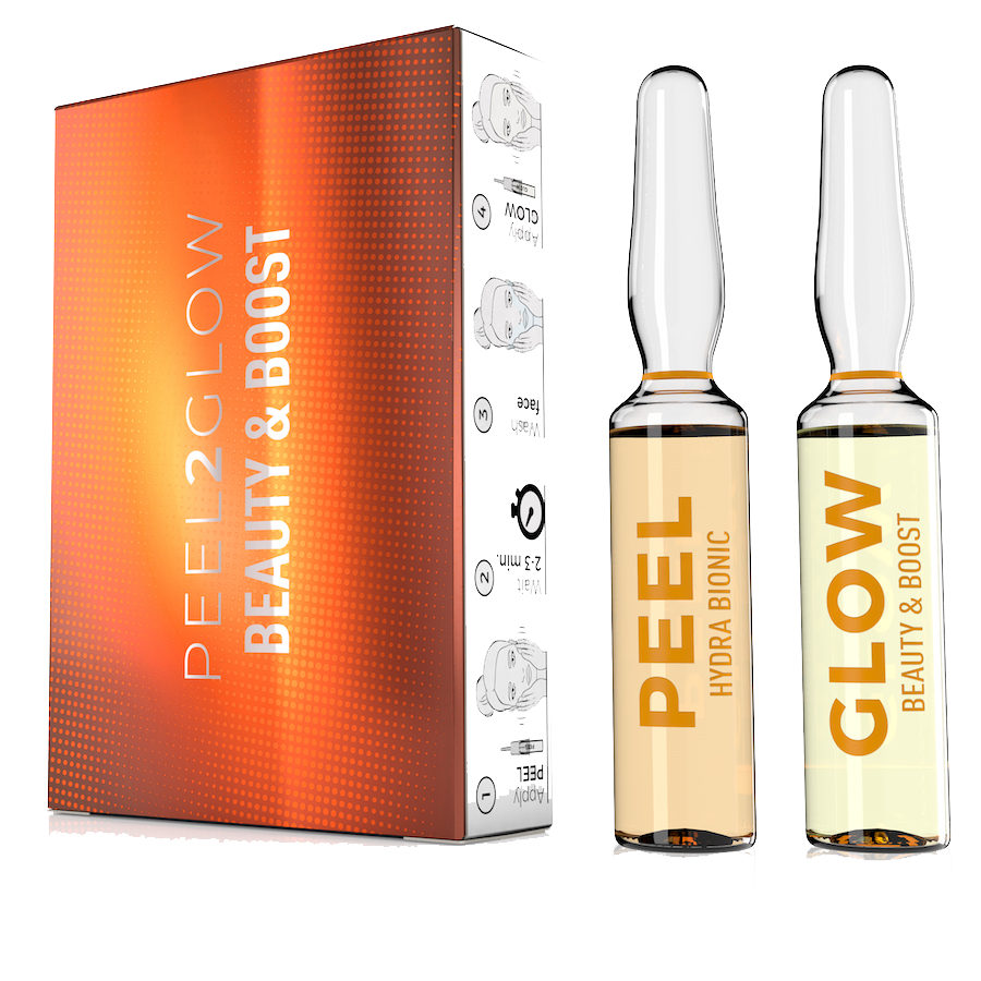 Peel2Glow Beauty & Boost