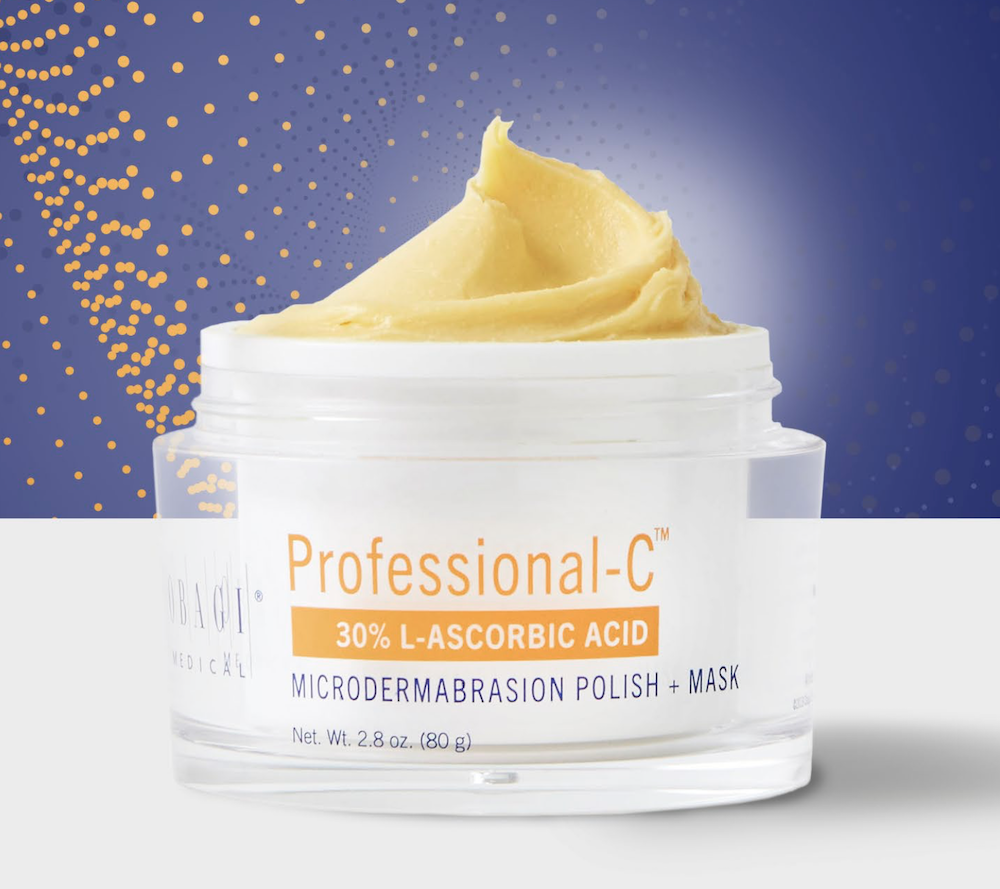 Picture of container of Obagi Professional-C Microdermabrasion Polish + Mask